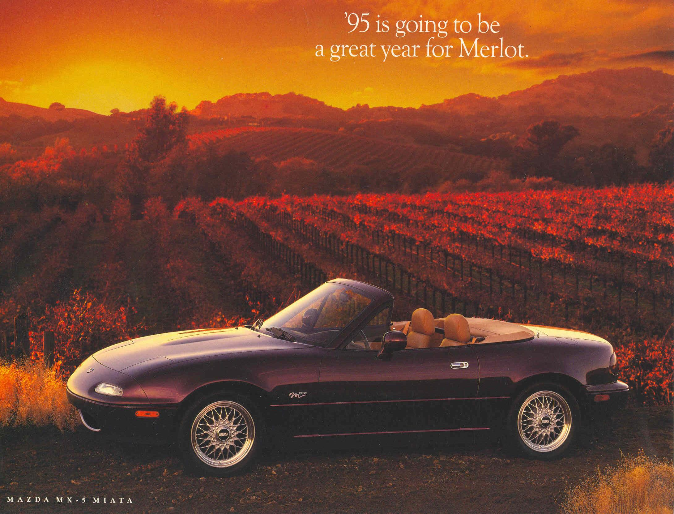 Your Guide To Every Special Edition Mazda Miata Ever Sold In America Schematic For 1994 Engine Photo Via Miatanet