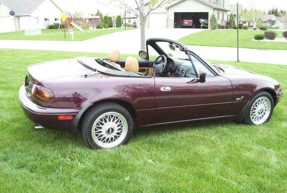 Mazda Mx 5 Miata M Edition Field Guide