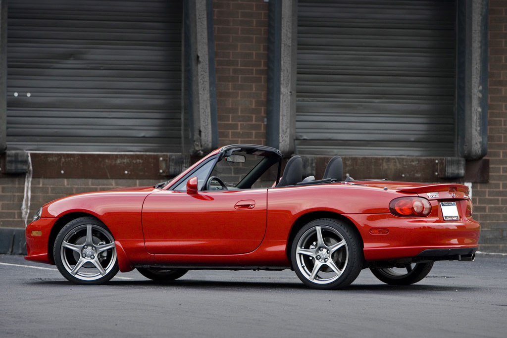 Mazda Mx 5 Production Information
