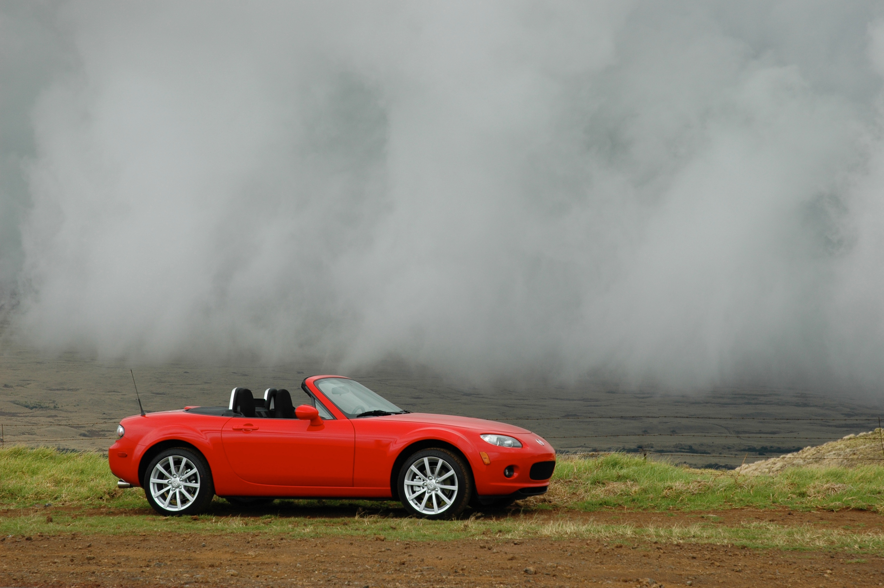 First test drive: The New 3rd Generation MX-5/Miata