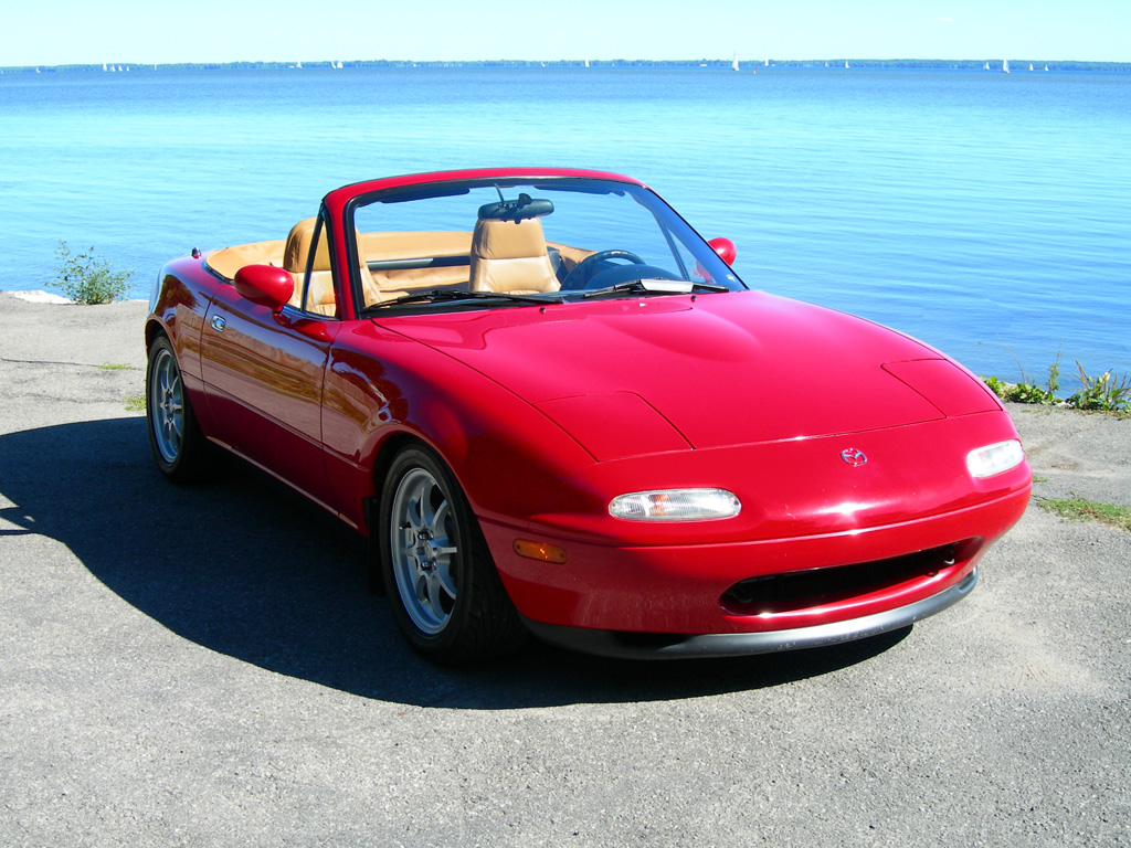 Miata Photo Gallery Na