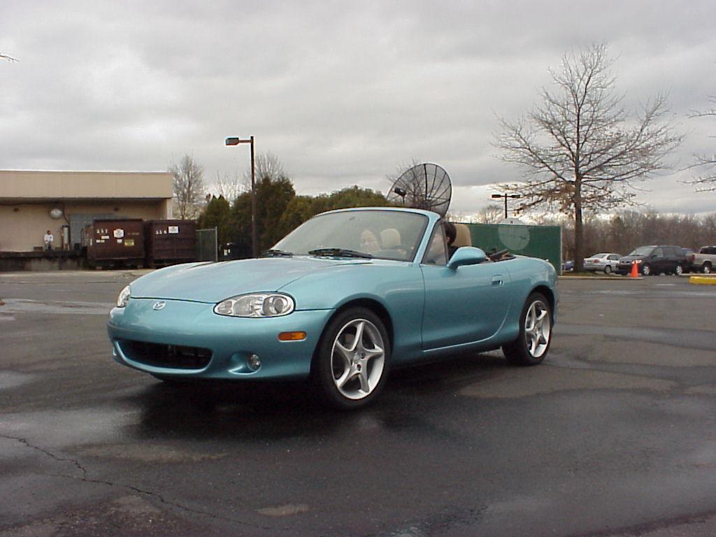 crystal blue metallic 2001 2002