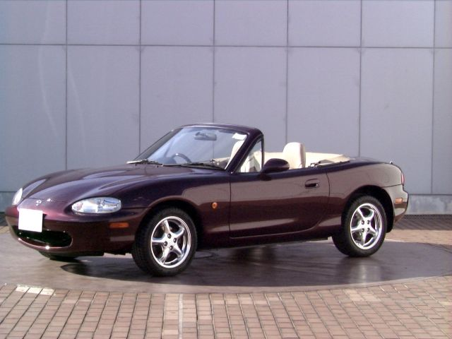 Mazda mx 5 production information