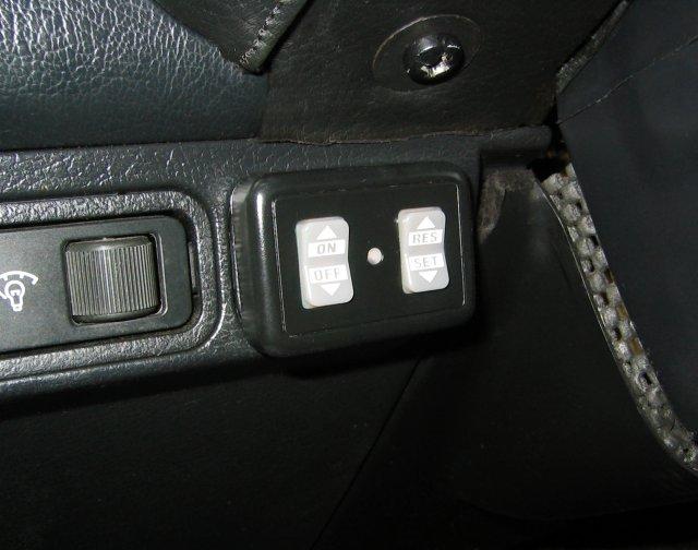 Audiovox Ccs 100 Cruise Control