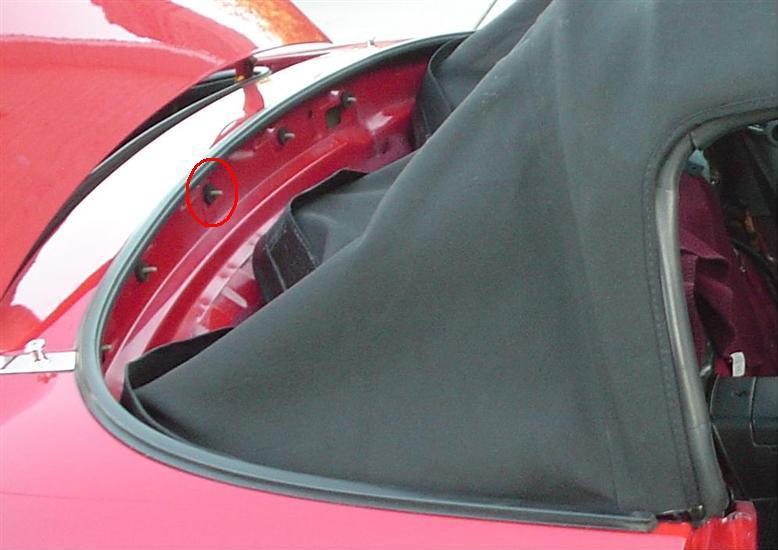 Kent S Miata Convertible Top Installation