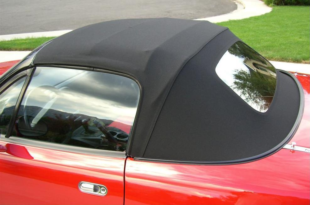 Kents Miata Convertible Top Installation