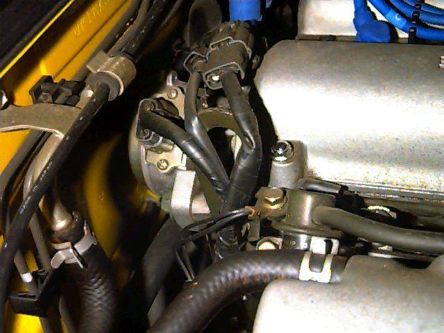 Miata 1.6 Engine >> Miata Ignition