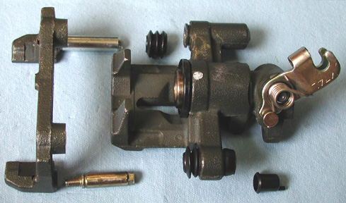 Caliper pin sticking - replace or lube? [Archive] - MX-5 Miata Forum