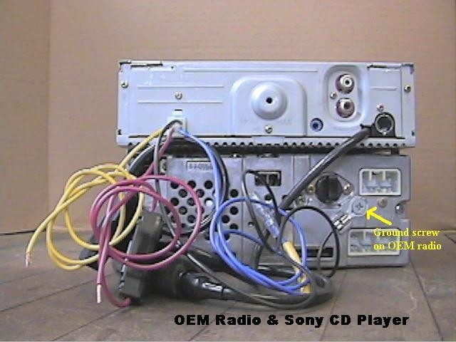 SonyInst10 where the heck is the ground wire on 91 stock radio??? [archive 1991 mazda miata radio wiring diagram at eliteediting.co