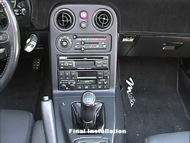 Na Stereo Depth Mx5 Miata Forumrhforummiata: 1993 Mazda Miata Radio Kit At Gmaili.net