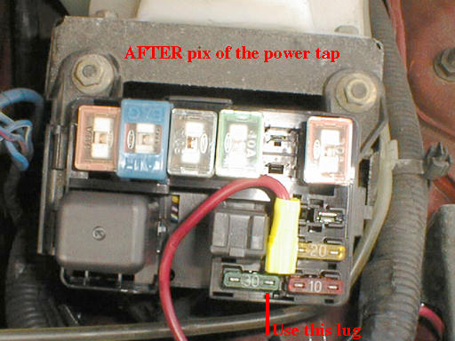fig09 horn not working with ignition on mx 5 miata forum miata under dash fuse box at readyjetset.co