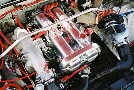 Polishing Your Valve Cover