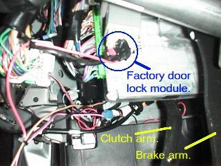 Power Doorlock Installation For 99 Miata