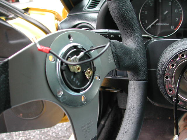 wire diagram positive ground momo steering wheel installations  momo steering wheel installations