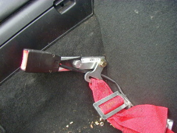 Racing Seat Amp Harness Installation