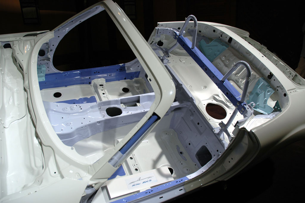 First Test Drive The New 3rd Generation Mx 5 Miata