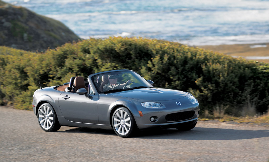 mazda mx 5 production information. Black Bedroom Furniture Sets. Home Design Ideas