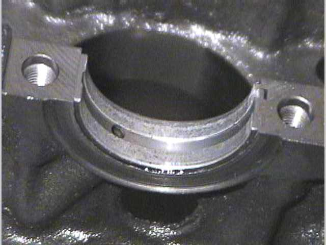 99 Miata Thrust Bearing Failure